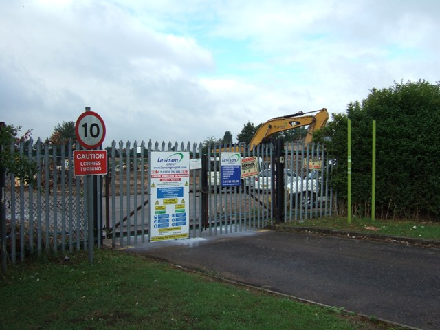 9th August 2013 - the developers move in