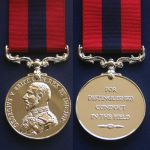 Click to see a list of the Men who received Gallantry Awards